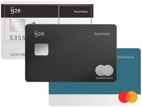 N26 Business zakelijke creditcard