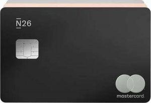 N26 Metal creditcard