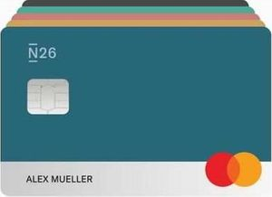 N26 You creditcard