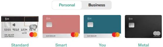 N26 creditcard review en ervaringen