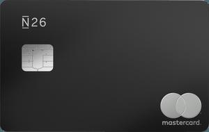 N26 Metal premium creditcard